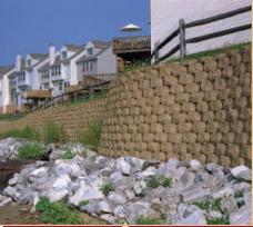 Diseño Muros Contención Keystone, Mampostería, Muro Armado