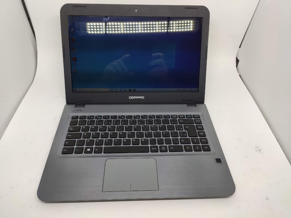Notebook Compaq Presario Cq17 Celeron N3350 4gb 500gb Led 14