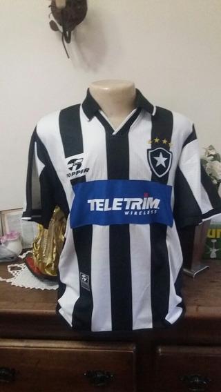 Camisa Do.botafogo Topper Teletrin Raridade 50×80