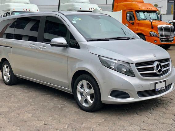 Mercedes-benz Clase V 220d 2018