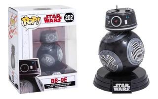 Funko Pop! Star Wars Bb9e 202 Original Funko