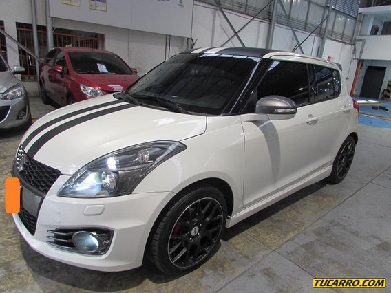 Suzuki Swift Sport Mt