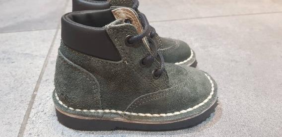 Zapatos De Nene Cheeky Talle 22. Sin Uso, Con Caja