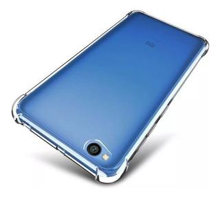 Forro Xiaomi Redmi Go, Case Reforzado En Esquinas,(3,49 Vrd)
