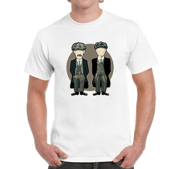 Remera Peaky Blinders Gangster Family Thomas Shelby