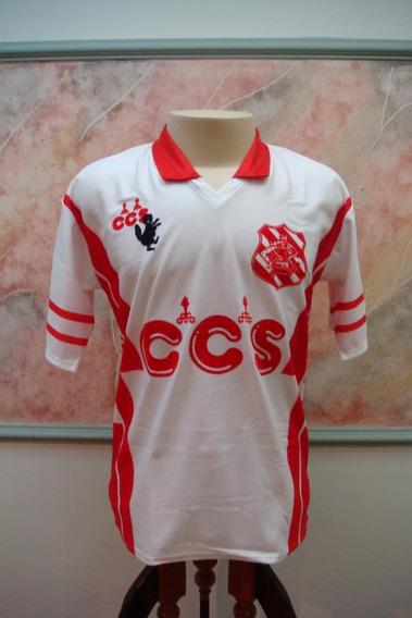 Camisa Futebol Bangu Rio Janeiro Ccs Jogo Antiga 125