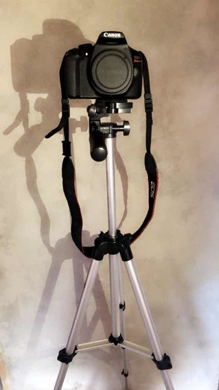 Câmera Rebel Eos T6