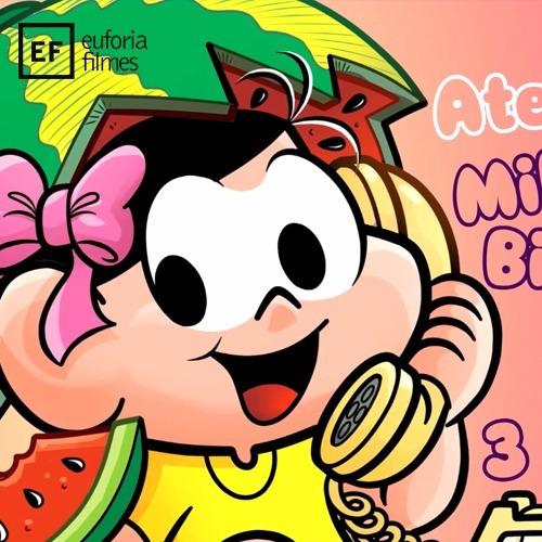Convite Animado Magali Euforia Festas