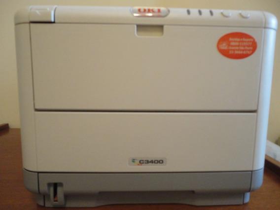 Impressora Laser Oki C3400n
