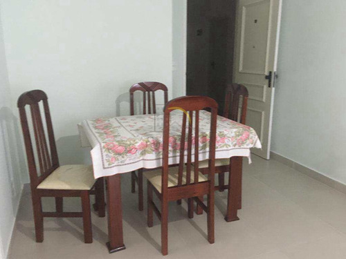 Imagem 1 de 4 de Apartamento Com 1 Dorm, Aviação, Praia Grande - R$ 195 Mil, Cod: 2014 - V2014