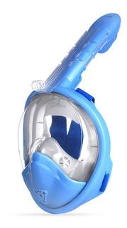 Visor Snorkel Mascara Niños 6-10 Años Nueva Generacion Natac