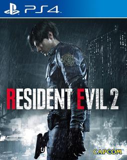 Resident Evil 2 Remake Ps4 // Alquiler // Pbgames