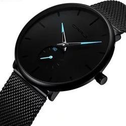 Relógio Masculino Neon Esportivo Slim Casual A Prova D