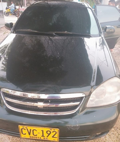 Chevrolet Optra Sedan 1.4