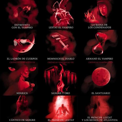 Colección Completa De Anne Rice Crónicas Vampíricas Y Otros Mercado Libre