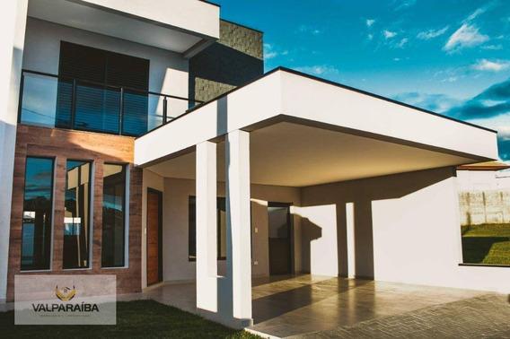 Casa À Venda - Urbanova - São José Dos Campos/sp - Ca0112