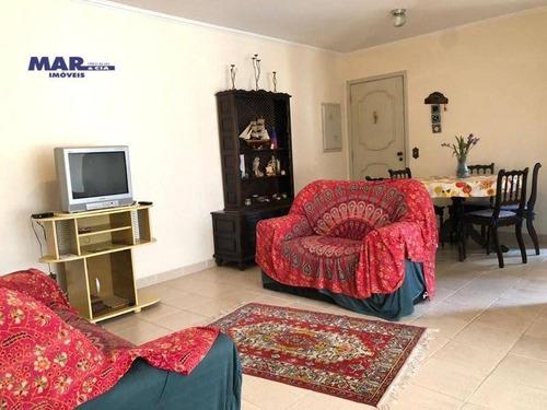Imagem 1 de 10 de Apartamento Residencial À Venda, Jardim Las Palmas, Guarujá - . - Ap10907