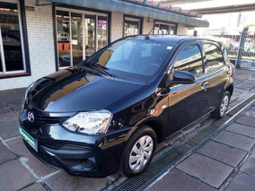 Toyota Etios Hatch Xs 1.5 Flex
