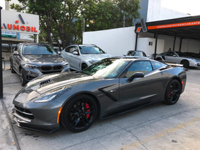 Chevrolet Corvette 6.2 Stingray Z51 Coupe At