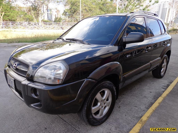 Hyundai Tucson 4wd Automático