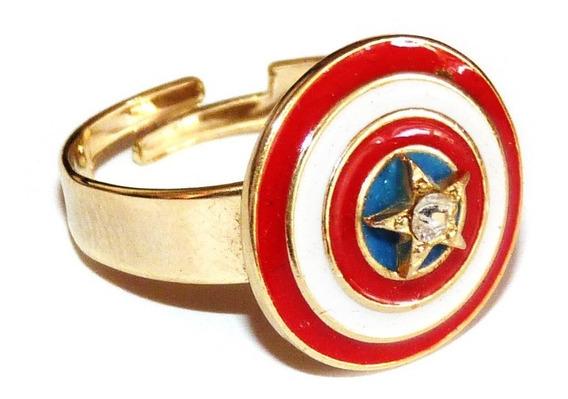 Anel Capitão América