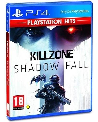 Killzone Shadow Fall Playstation Hits- Ps4 - Lacrado