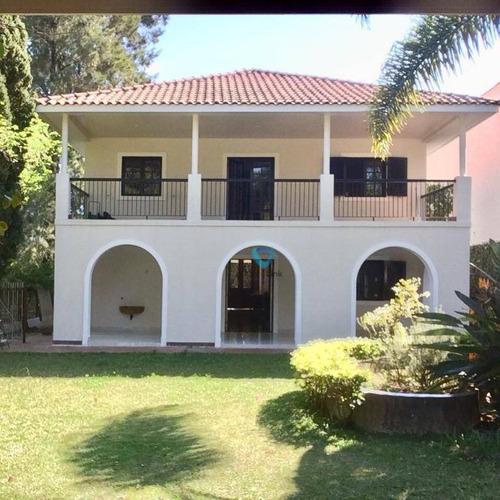 Casa À Venda, 450 M² Por R$ 3.200.000,00 - Residencial Zero - Santana De Parnaíba/sp - Ca0288