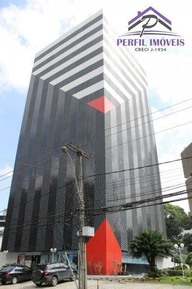 Sala Comercial Para Venda Em Salvador, Avenida Acm, 1 Dormitório, 1 Banheiro, 1 Vaga - 283