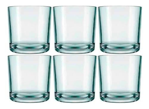 Vaso Whisky Nadir 270 Ml Bar X6 Unid.