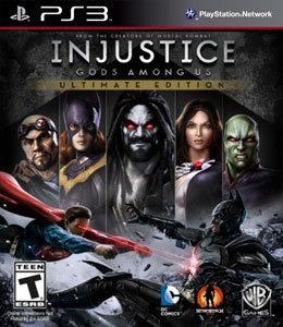 Game Injustice: Gods Among Us Ultimate Edition¿ Psn Digital