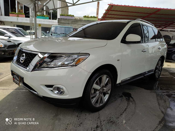 Nissan Pathfinder 2015 [r52] Exclusive Tp 3500cc 6ab Abs Ct