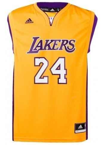 Camisa Regata adidas Nba Los Angeles Lakers N24 Kobe Bryant