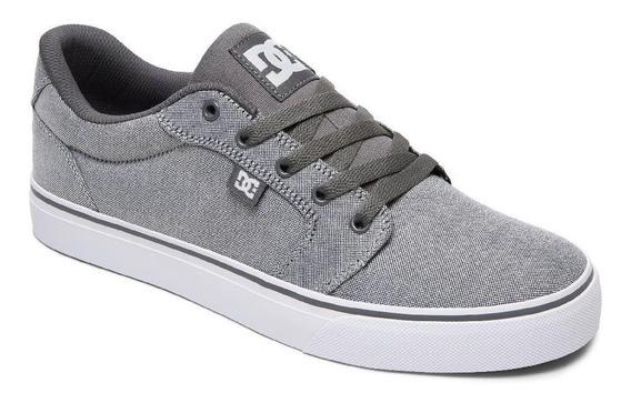 Tenis Dc Shoes Anvil Tx Se Adys300036 Tallas 26 Y 27cm