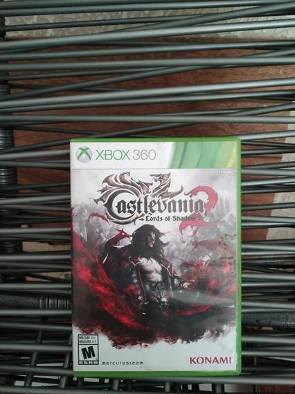 Castlevania Lords Of Shadow 2- Mídia Física Xbox