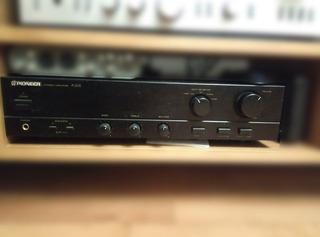Amplificador Pioneer A202 4x40w