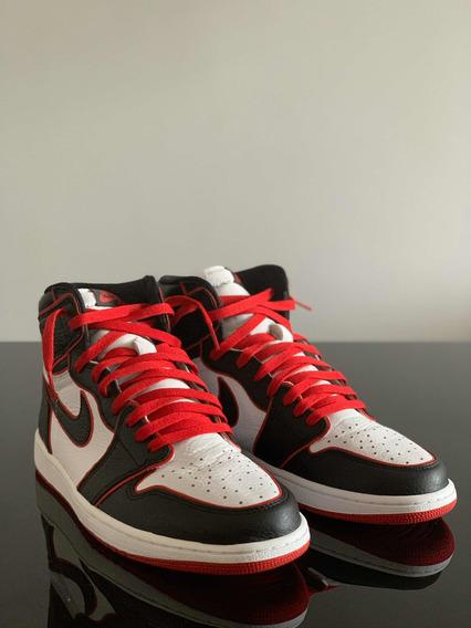 Tênis Nike Air Jordan 1 High Bloodline