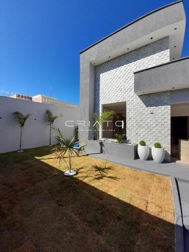 Imagem 1 de 7 de Casa - Anapolis City - 4 Quartos Sendo 4 Suites - 420 M² -   - 324