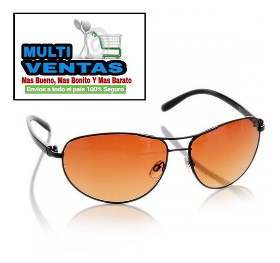 Gafas Hd Aviators Original Multi-ventas