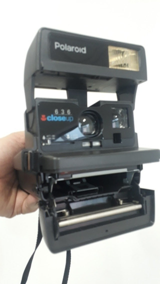Maquina Fotográfica Polaroid