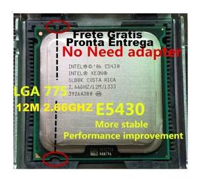 Intel Xeon E5430 Quad Core 2.66ghz/12m/1333/775 Semi Novo