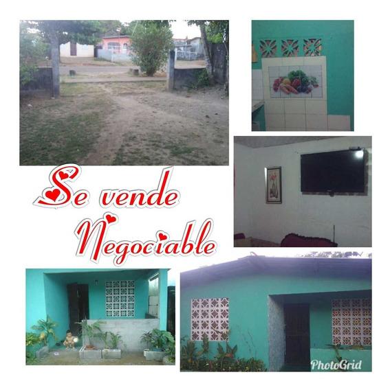 Vendo Casa En Felipillo 24 De Dic