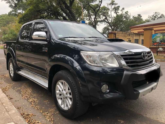 Toyota Hilux 3.0 Cd Srv Cuero I 171cv 4x4 4at 2013