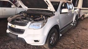 Sucata Chevrolet S10 Lt 13 180cv Automática Somente P/ Peças