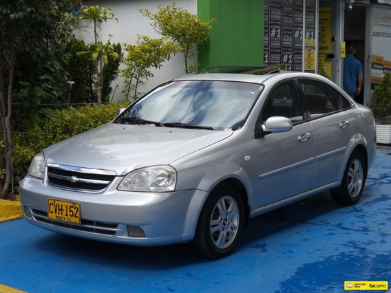 Chevrolet Optra Limited Mt 1.8 Ct