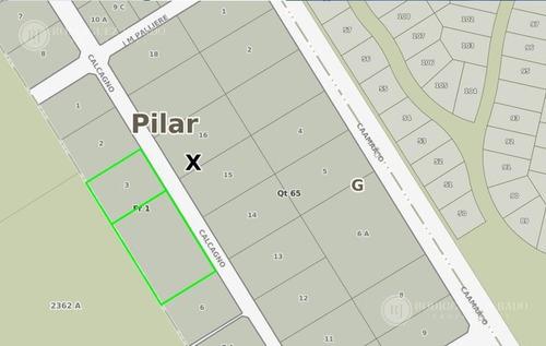 Imagen 1 de 1 de Terreno - Villa Rosa, Pilar, Lote, Oportunidad Paralela A Calle Caamaño