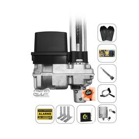 Kit Motor Portão Basculante Ppa 1/4 Trava Suporte Tx Car 8s