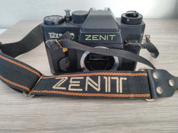 Câmera Fotográfica Zenit 12xs