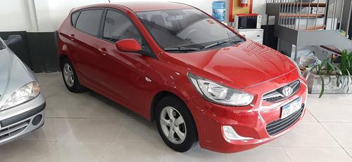 Hyundai Accent Gl 1.4 Hatch 2012 U$s 12000 Permuta Financia