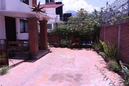 Se Renta Bonita Casa Amueblada En San Felipe Del Agua, Oaxaca.