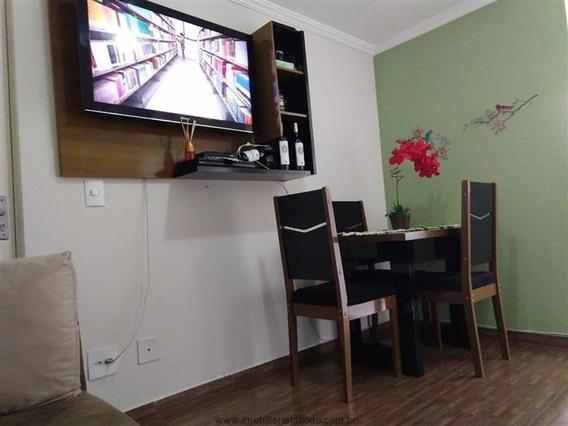 Apartamento Em Taboao Da Serra 2 Dormitorios